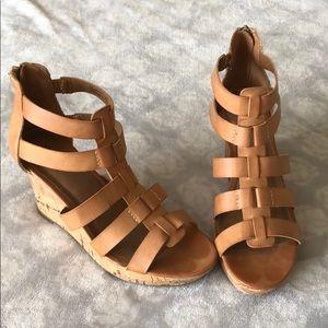 Ana wedge sandal